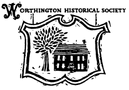 Worthington Historical Society Sticky Logo
