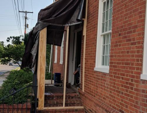 Orange Johnson House will be Closed Sunday July 22nd.