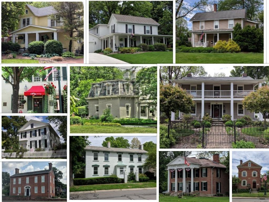 Worthington Tour Of Homes Gardens Worthington Historical Society